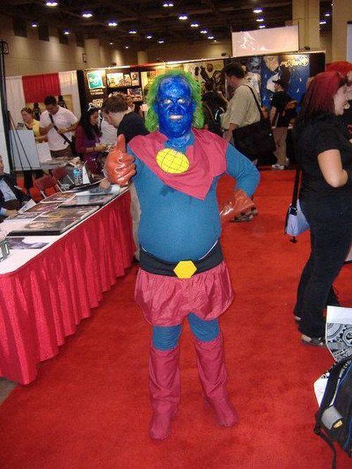 Zapp Brannigan Costume By your powers combine...