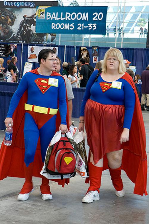 superwoman 171 cosplay lol