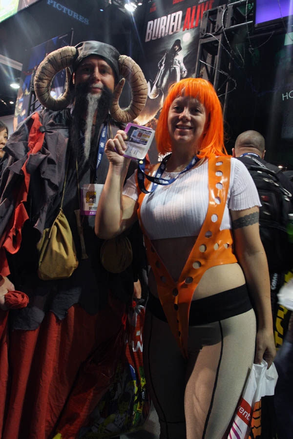 The Fifth Element 171 Cosplay Lol